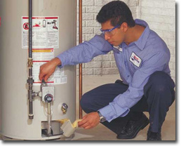 plumbing Water Heater Repair in California