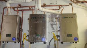 Tankless Water Heater Installation service California