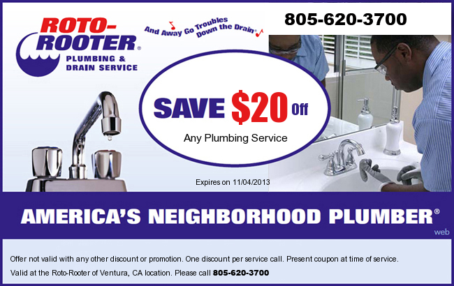 Coupons - Roto-Rooter®
