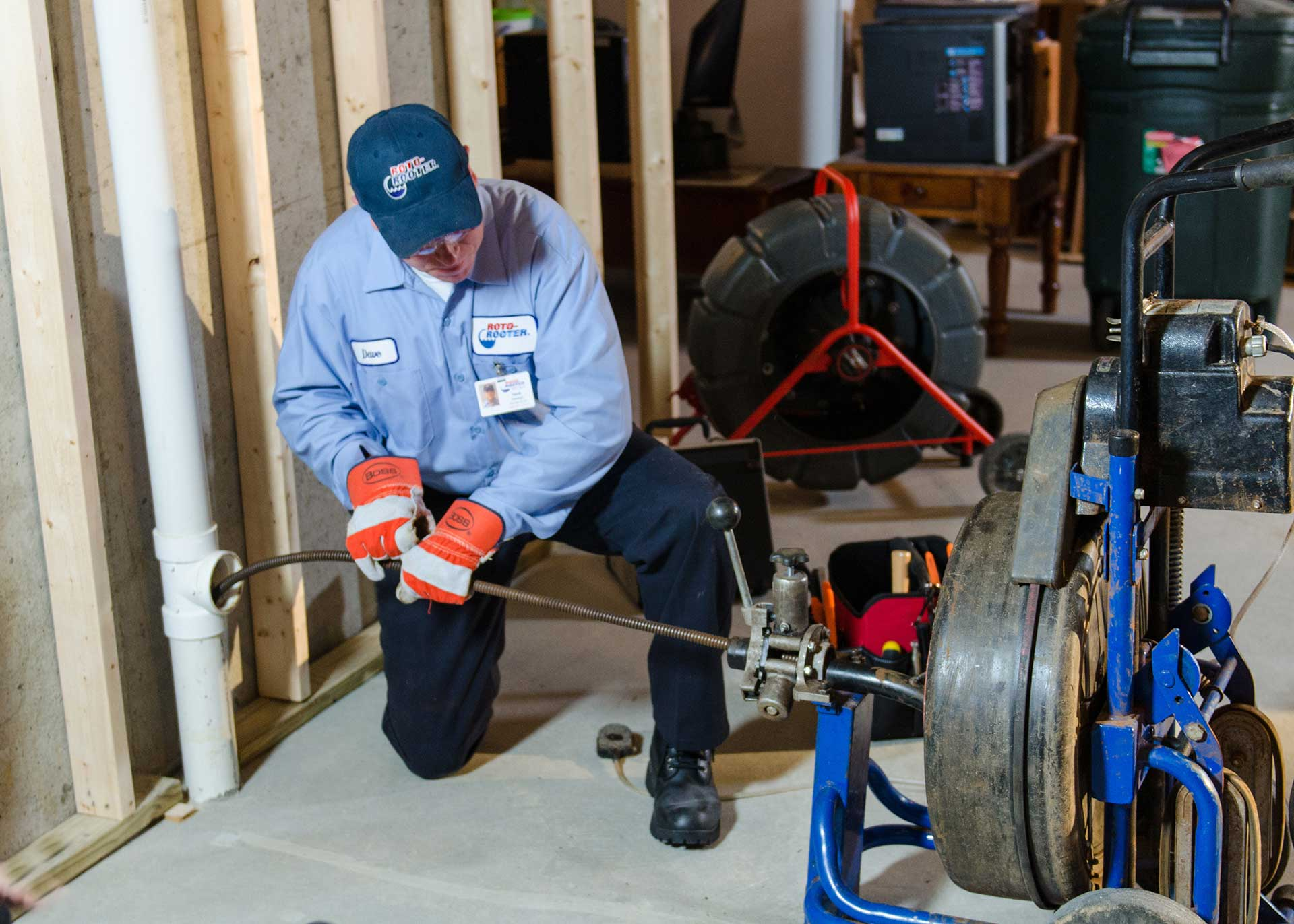 drain cleaning ventura rotorooter plumber