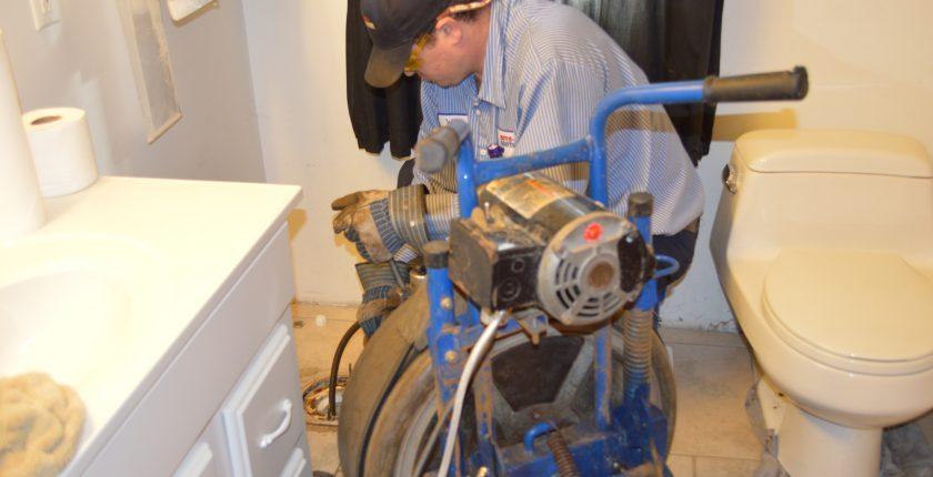 toilet repair ventura rotorooter
